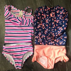 🏖Bundle of 6M Swimsuits ☀️